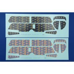 Testors Model Master 2105 Enamel French Dark Blue Gray Flat 14,7ml