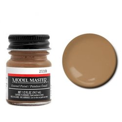 Testors Model Master 2110 Enamel Italian Sand Flat 14,7ml