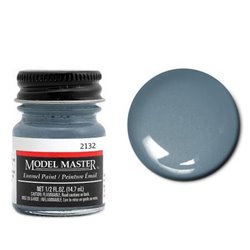 Testors Model Master 2132 Enamel USSR Flanker Blue Gray Semi-Gloss 14,7ml