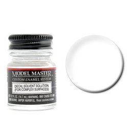 Testors Model Master 2145 Decal Solvent For Complex Surfaces 14,7ml