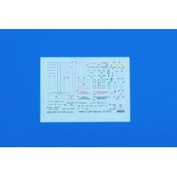 Testors Model Master 4352 Acrylic White Bloo Red 14,7ml