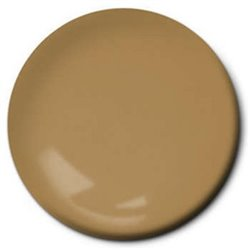 Testors Model Master 4709 Acrylic Dark Tan FS30219 Flat 14,7ml