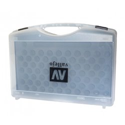 VALLEJO 70.098 Empty Carry Case For 72 Jars 17ml