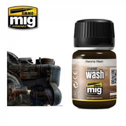 AMMO OF MIG A.MIG1009 Starship Wash 35ml