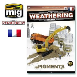 AMMO BY MIG A.MIG-4268 The Weathering Magazine 19 Pigments Français