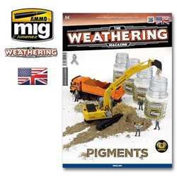 AMMO BY MIG A.MIG-4518 The Weathering Magazine Issue 19 Pigments English