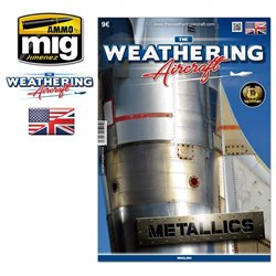 AMMO BY MIG A.MIG-5205 The Weathering Aircraft Issue 5 Metallics English