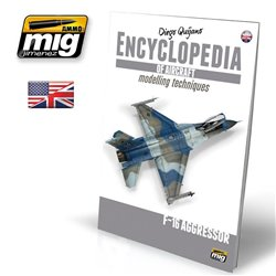 AMMO OF MIG A.MIG-6055 Encyclopedia Of Aircraft Modelling Techniques Vol.6 Eng