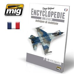 AMMO BY MIG A.MIG-6075 Volume 6 F-16 Aggressor - Encyclopédie de l'Aviation (Français)