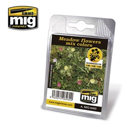 AMMO OF MIG A.MIG-8460 Meadow Flowers Mix Colors