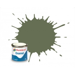 HUMBROL Peinture Enamel 105 MARINE GREEN 14ml MATT
