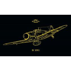 ICM 48211 1/48 Hs 126A-1 WWII German Reconnaissance Plane