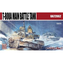 Modelcollect UA72062 1/72 T-80UA Main Battle Tank