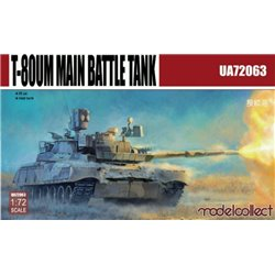 Modelcollect UA72063 1/72 T-80UM Main Battle Tank