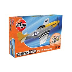 AIRFIX J6016 QUICK BUILD Mustang P-51D