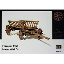 MasterBox MB3537 1/35 Farmers Cart Europe, WWII Era