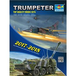 Trumpeter Catalogue 2017 - 2018 English