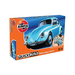 AIRFIX J6015 QUICK BUILD VW Beetle