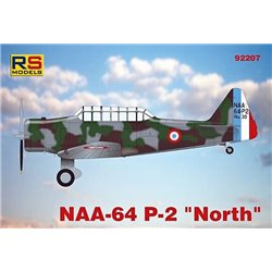 RS MODELS 92207 1/72 NAA-64 P-2 North