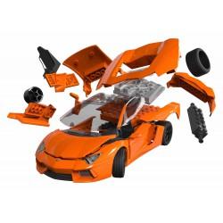 ModelCraft PKN4301/S Soft Grip Craft Cutter n°1 Set (125mm)