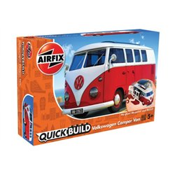 AIRFIX J6017 Airfix QUICK BUILD VW Camper Van