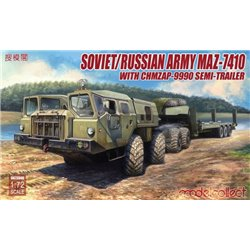 Modelcollect UA72048 1/72 Soviet/Russian Army MAZ-7410
