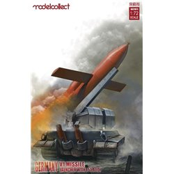 Modelcollect UA72073 1/72 Germany V1 Missile Launcher W. E50 Corps