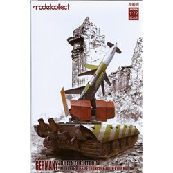 Modelcollect UA72076 1/72 Germany Rheintochter 1 Mobile Missile Launchter