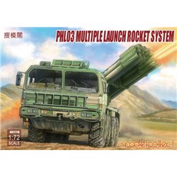 Modelcollect UA72110 1/72 PHL03 Multiple Launch Rocket System
