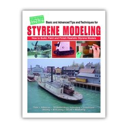 EVERGREEN EG0014 Handbook Styrene Modeling - English