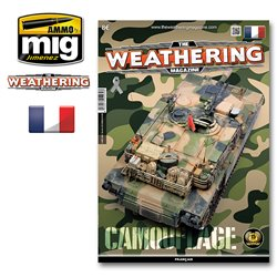 AMMO BY MIG A.MIG-4269 The Weathering Magazine 20 Camouflage French