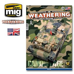 AMMO OF MIG The Weathering Magazine 20 Camouflage Russian English