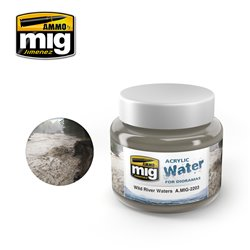 AMMO OF MIG A.MIG-2203 Acrylic Water Lake Water 250ml