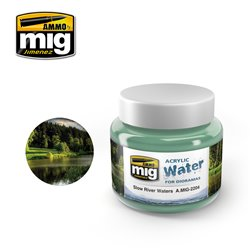 AMMO OF MIG A.MIG-2204 Acrylic Water River Water 250ml