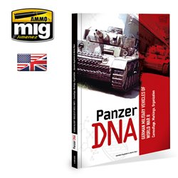 AMMO OF MIG A.MIG-6035 Panzer DNA Livre en Anglais – English Book