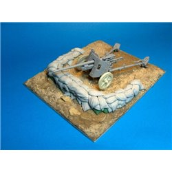 PANZER ART RE35-183 1/35 North Africa light anti-tank gun stand