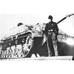 PANZER ART RE35-350 1/35 Jagdpanzer IV Upper Hull with concrete armor
