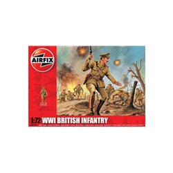 AIRFIX A01727 1/72 WWI British Infantry