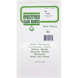 EVERGREEN EG9125 Plaque – Sheet 3,2mm 1pc