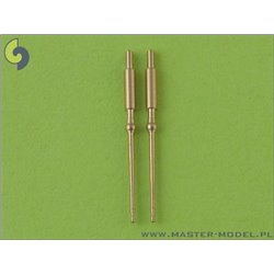 "Master Model SM-350-035 1/350 OTO-Melara 76 mm/62 3"" gun barrels 2pcs"