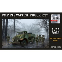 Mirror Models 35166 1/35 FORD F15 Water Trucks