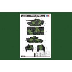 ITALERI 0770 1/24 Scania 142M Flat Bed Truck/Trailer