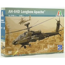 ITALERI 2748 1/48 AH-64D Longbow Apache
