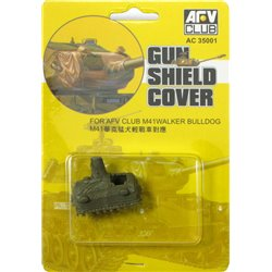 AFV Club AC35001 1/35 Gun shield Cover for M41