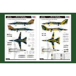 AFV Club AC35016 1/35 Stiker anti-reflect.M1A1