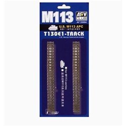 AFV Club AF35064 1/35 T130E1 Track For M113 APC