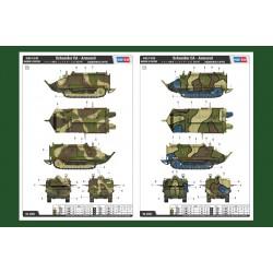 AFV Club AF35083 1/35 Sd.Kfz.251/22 (Late)