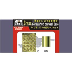 AFV Club AF35097 1/35 German 10,5 cm Shell Case