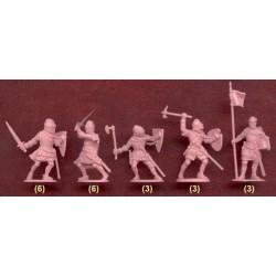 Preiser 10410 Figurines HO 1/87 Personel des chemins de fer GB