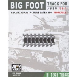 AFV Club AF35133 1/35 Big Foot Track
